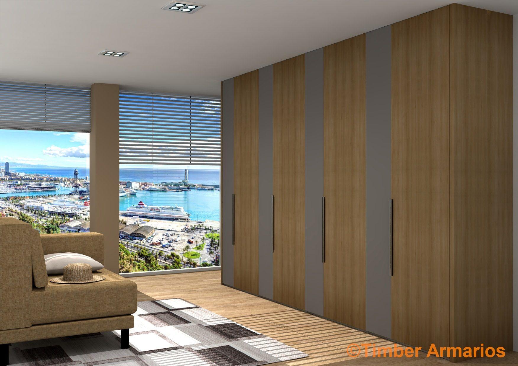 Tipos De Puerta Para Armarios A Medida Timber Armarios ~ Puertas De Armarios Empotrados De Diseño