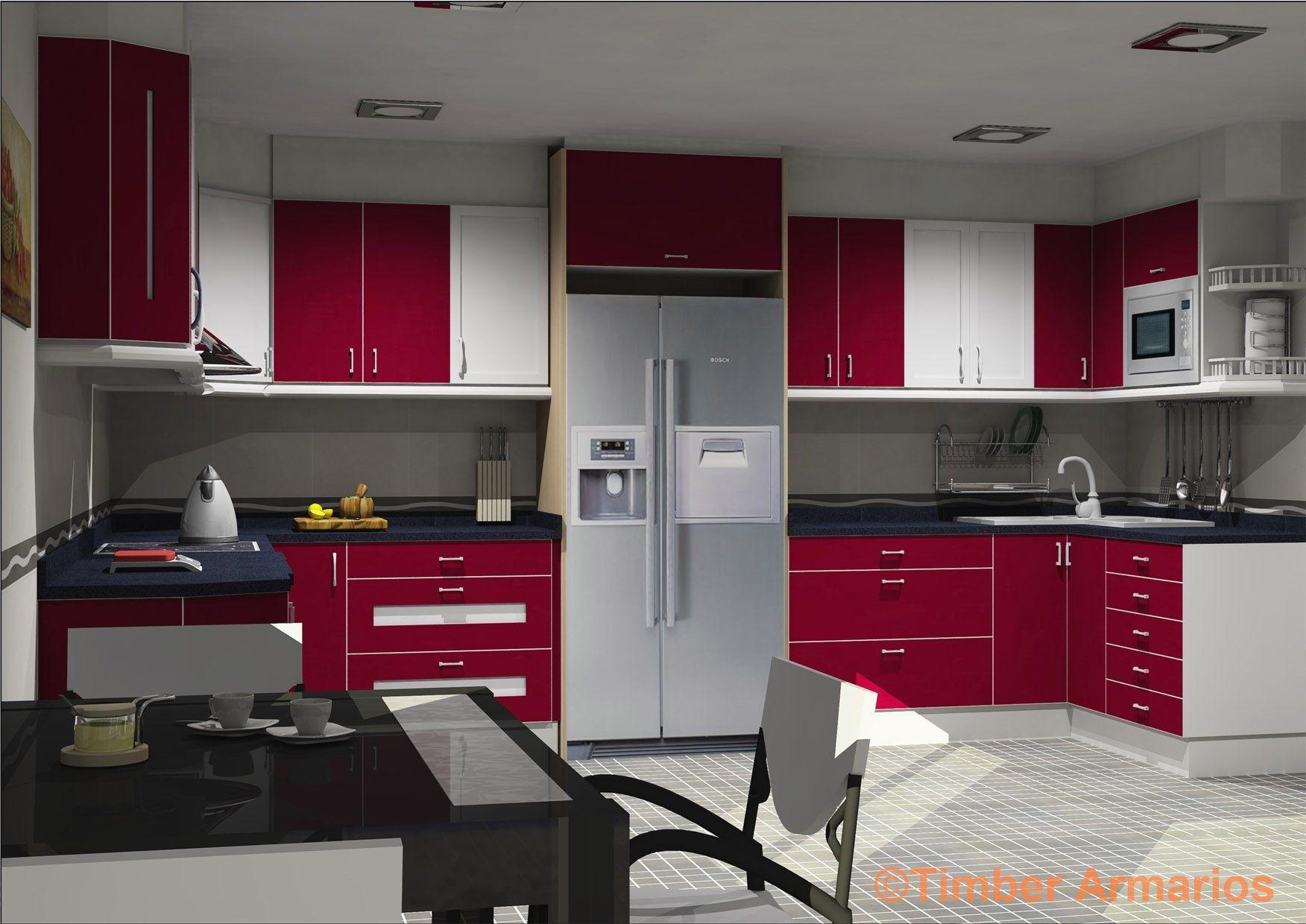 Cocinas en granada latest cocinas en granada superficies for Muebles de cocina en granada