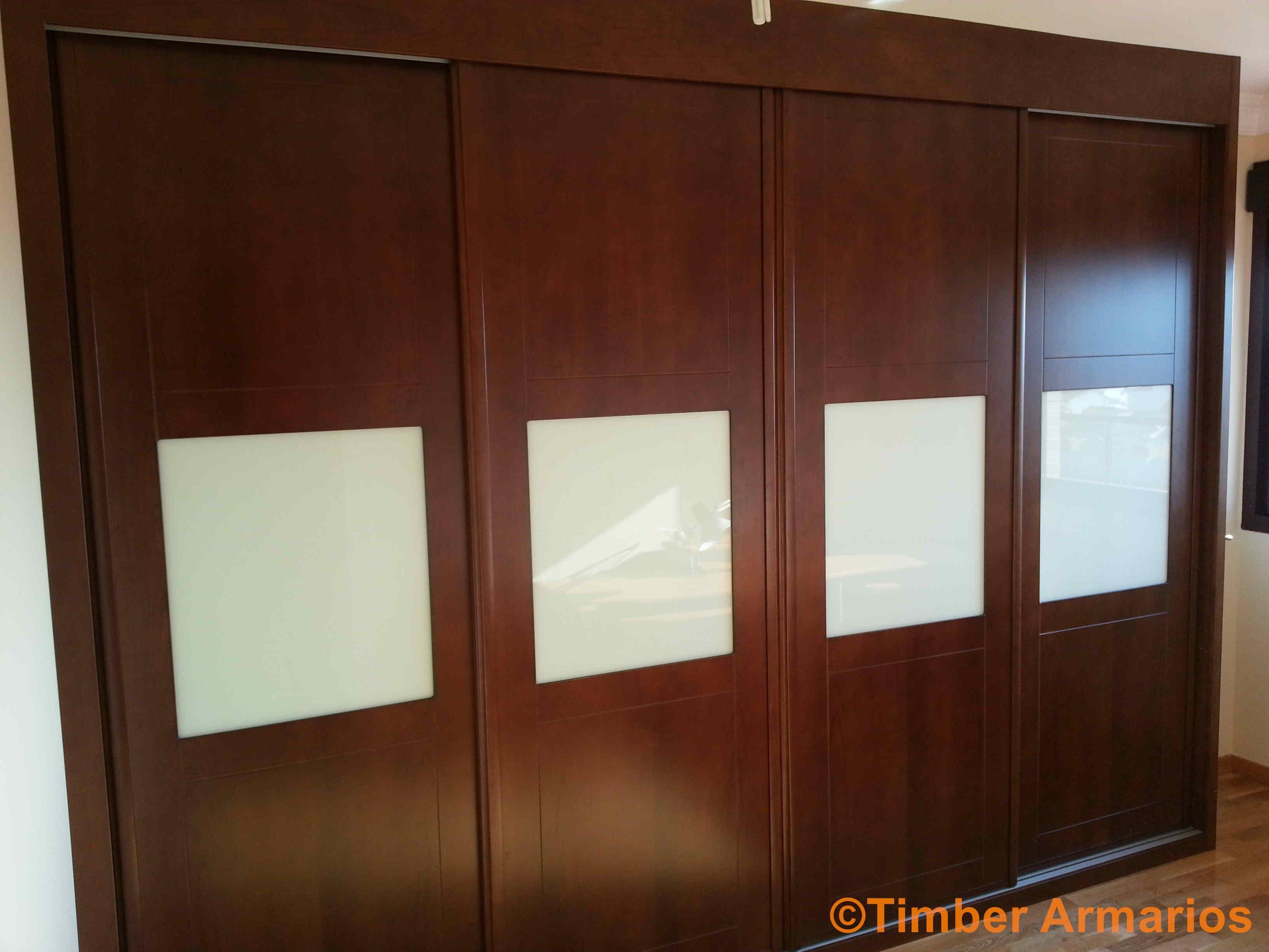 Imagenes de armarios empotrados simple armarios - Decorar armario empotrado ...