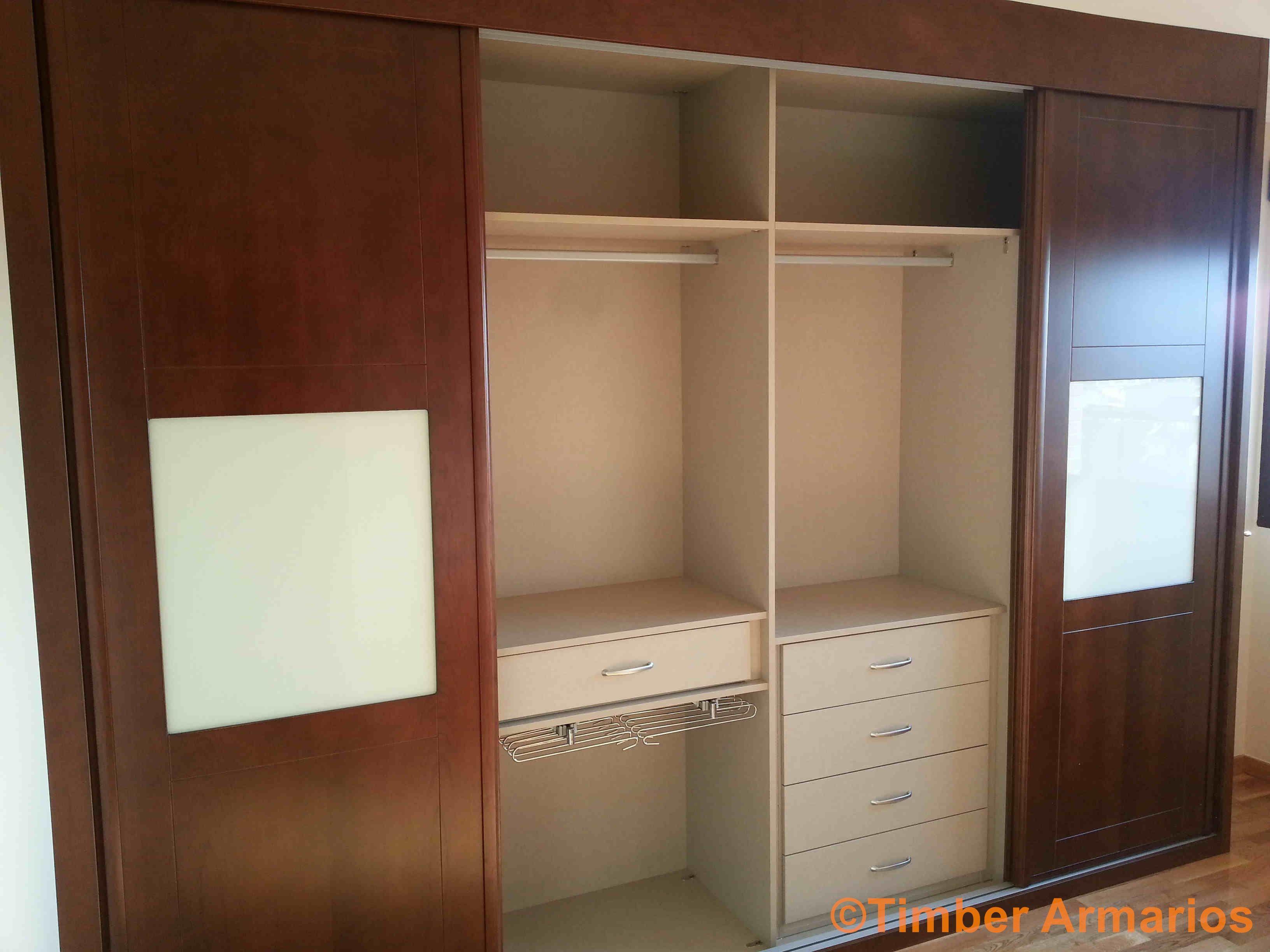 modulos para armarios empotrados modulos para armarios