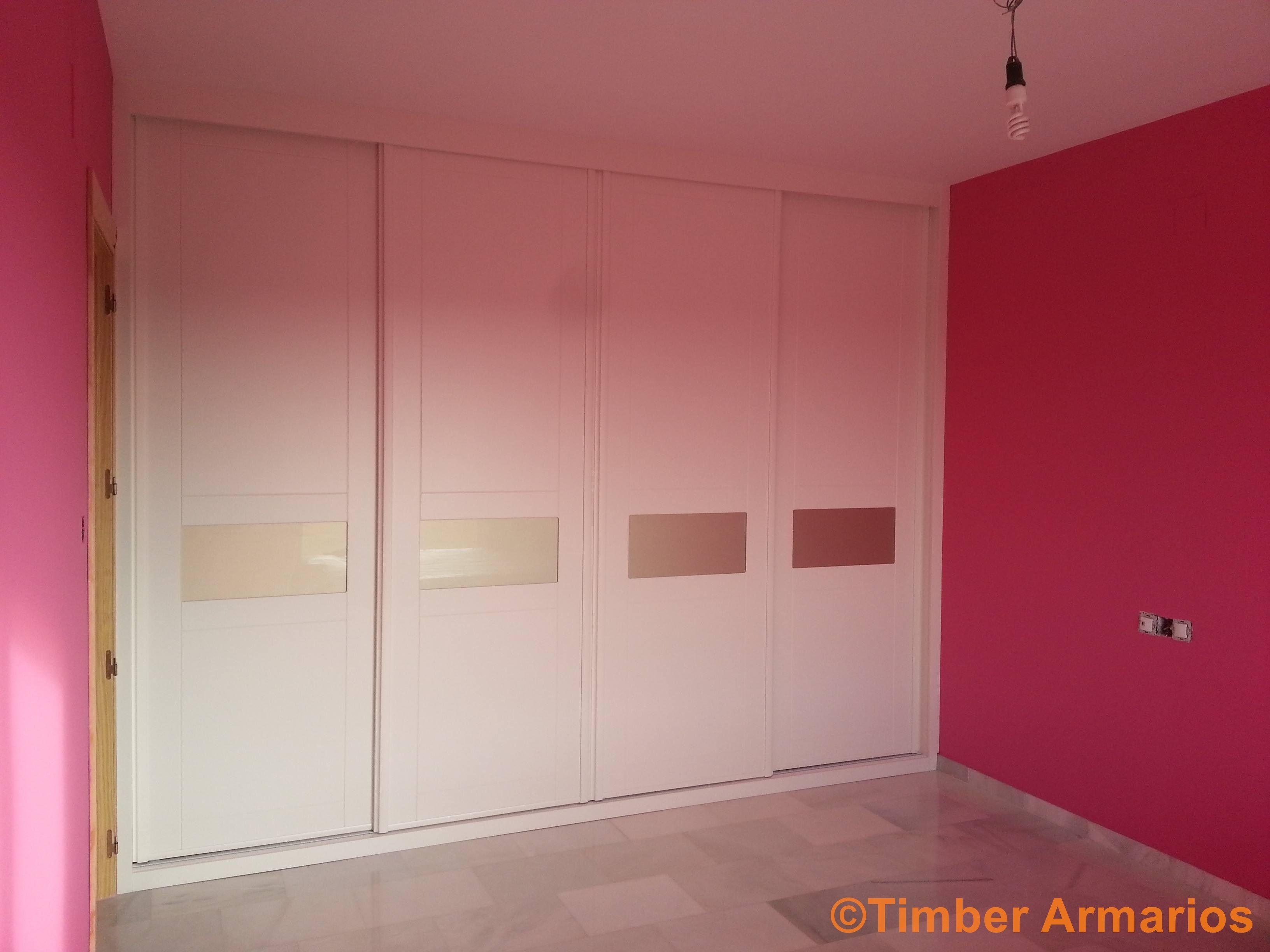 Tipos de puerta para armarios a medida timber armarios - Medida de puertas ...